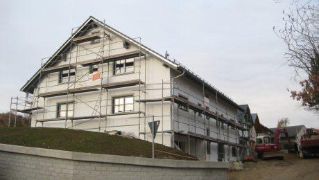 Zweifamilienhaus in Scheuring