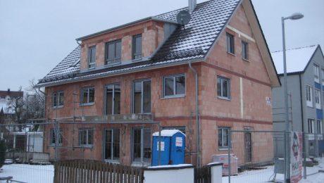 Dreifamilienhaus in Landsberg am Lech